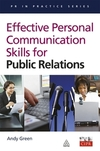 Effective personal communication skills for public relations