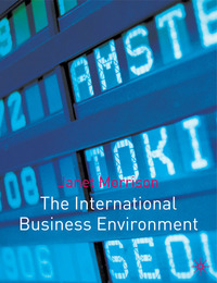 The international business environment diversity and the global economy