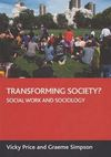 Transforming society? social work and sociology