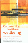 Community health and well-being action research on health inequalities