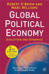 Global political economy evolution and dynamics