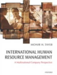 International human resource management a multinational company perspective