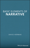 What's the story? basic elements of narrative