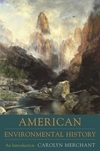 American environmental history an introduction