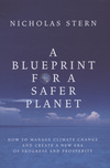 A blueprint for a safer planet how to manage climate change and create a new era of progress and prosperity