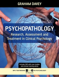 Psychopathology research, assessment and treatment in clinical psychology