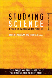 Studying science a guide to undergraduate success
