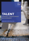 Talent strategy, management, measurement