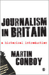 Journalism in Britain a historical introduction