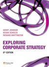 Exploring corporate strategy [8th edition]