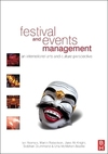 Festival and events management; an international arts and culture perspective