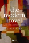 The modern novel a short introduction