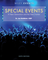 Special events a new generation and the next frontier