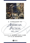 A companion to American fiction, 1865-1914