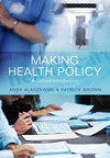 Making health policy a critical introduction