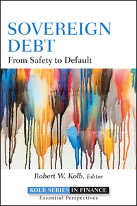 Sovereign debt from safety to default