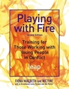 Playing with fire training for those working with young people in conflict