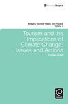 Tourism and the implications of climate change; issues and actions