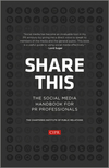 Share this the social media handbook for PR professionals