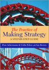 The practice of making strategy a step-by-step guide