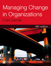 Managing change in organizations/ Colin A. Carnall