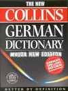 Collins German-English, English-German dictionary unabridged