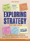 Exploring strategy [10th edition]: text & cases/ Gerry Johnson, Richard Whittington, Kevan Scholes, Duncan Angwin, Patrick Regnér