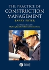The practice of construction management people and business performance