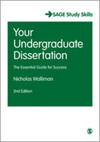 Your undergraduate dissertation the essential guide for success