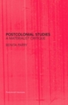 Postcolonial studies a materialist critique
