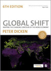 Global shift: mapping the changing contours of the world economy/ Peter Dicken