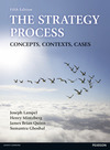 The strategy process: concepts, contexts, cases/ Joseph Lampel, Henry Mintzberg, James Brian Quinn, Sumantra Ghoshal