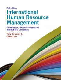 International human resource management globalization, national systems and multinational companies