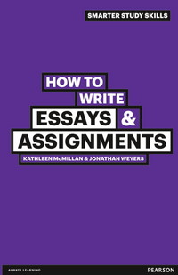 How to write essays and assignments