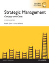 Strategic management: concepts and cases: a competitive advantage approach/ Fred R. David, Forest R. David