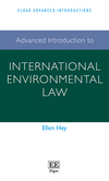 Advanced introduction to international environmental law