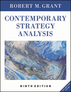 Contemporary strategy analysis: text and cases/ Robert M. Grant