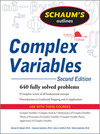 Complex variables: with an introduction to conformal mapping and its applications/ Murray R Spiegel