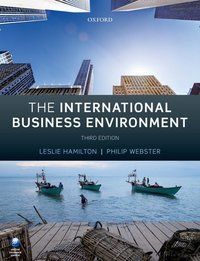 The international business environment/ Leslie Hamilton, Philip Webster