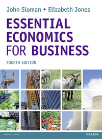 Essential economics for business/ John Sloman, Elizabeth Jones