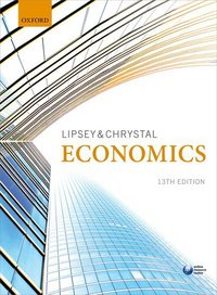 Economics/ Richard Lipsey, Alec Chrystal