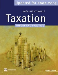 Taxation: theory and practice [fourth edition]