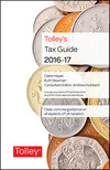 Tolley's tax guide 2016-17/ by Claire Hayes, Ruth Newman; consultant editor, Andrew Hubbard