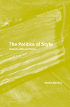 The politics of style: towards a Marxist poetics/ by Daniel Hartley