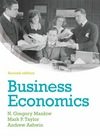 Business economics/ N. Gregory Mankiw, Mark P. Taylor and Andrew Ashwin