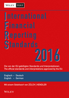 International financial reporting standards (IFRS) 2016/ with a foreword and a primer by Prof. Dr. Henning Zülch and Prof. Dr. Mathias Hendler