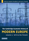 The Cambridge economic history of modern Europe: Volume 2: 1870 to the present