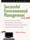 Successful environmental management in a week
