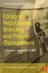 Corporate reputations, branding and people management: a strategic approach to HR