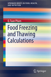 Food freezing and thawing calculations